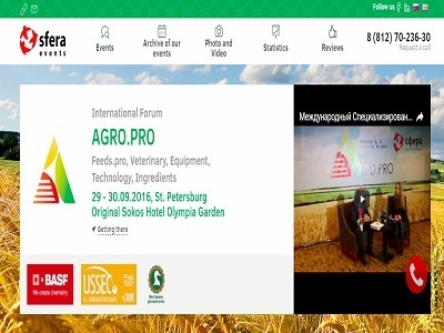 Foto Agrifood AT in Rusia